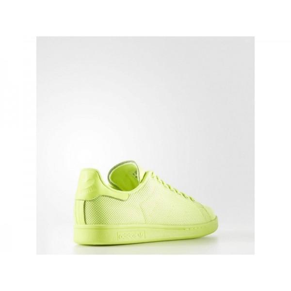 Adidas Herren Stan Smith Originals Schuhe - Solar Yellow/Solar Yellow/Solar Yellow