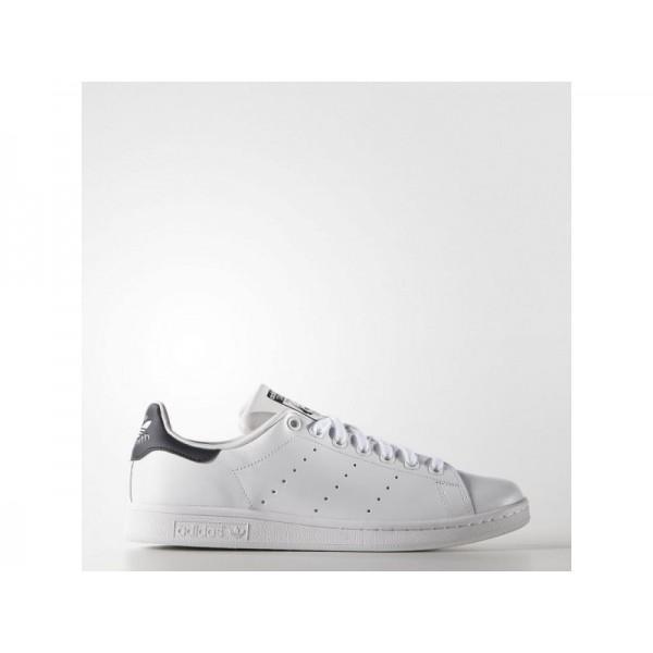 Adidas Herren Stan Smith Originals Schuhe - Running White/New Navy