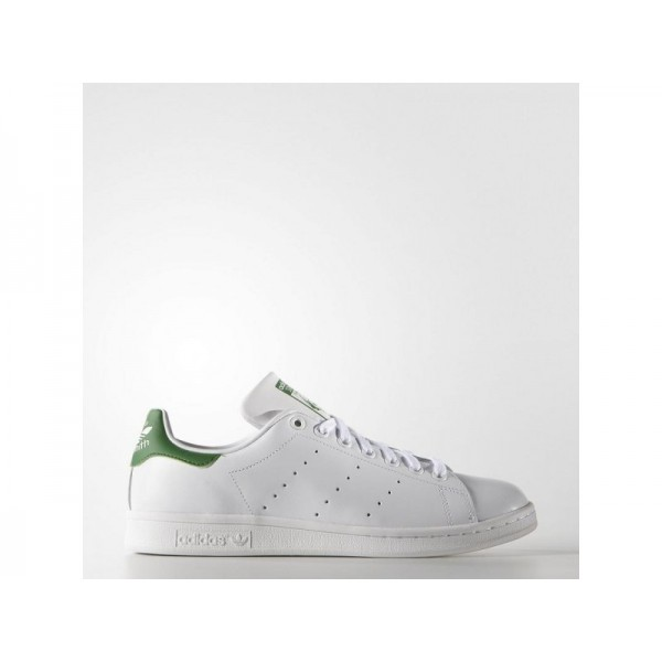 Adidas Herren Stan Smith Originals Schuhe - Running White/Fairway Adidas M20324