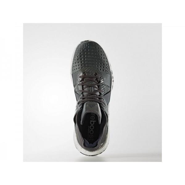 Adidas Herren Pure Boost Training Schuhe - Utility Ivy F16/Utility Black F16/Talc S16