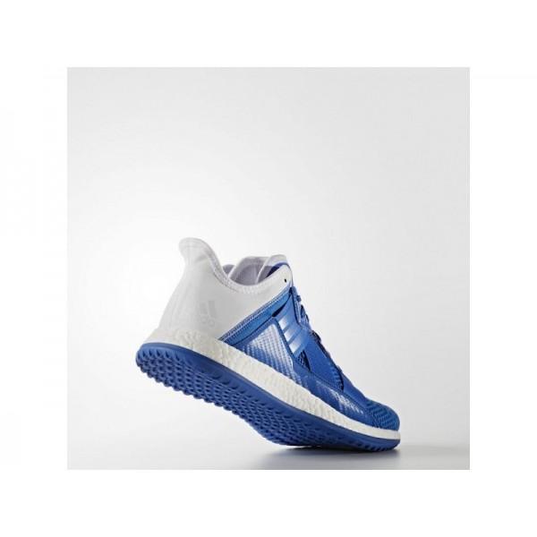 Adidas Herren Pure Boost Training Schuhe - Blue/Ftwr White/Black