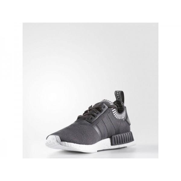 Adidas NMD R1 für Herren Originals Schuhe - Dgh Solid Grey/Dgh Solid Grey/Ftwr White