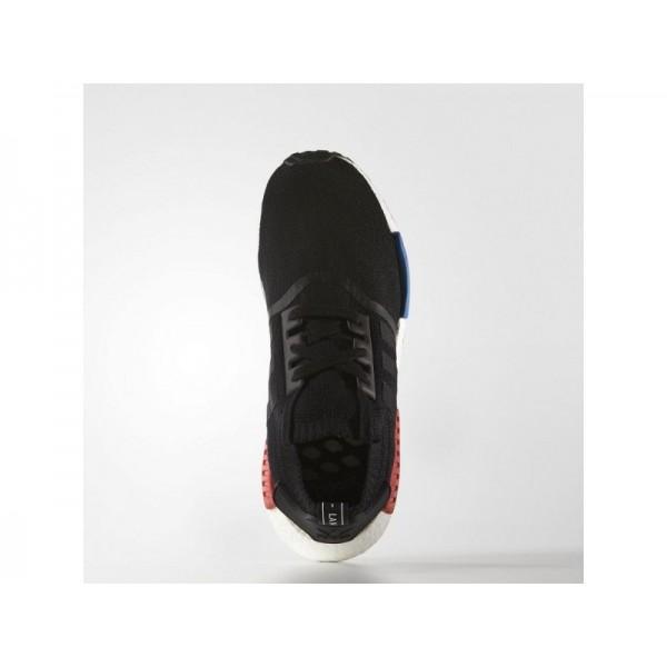 Adidas NMD R1 für Herren Originals Schuhe - Black/Lush Red S79168