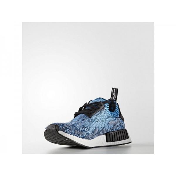 Adidas NMD R1 für Herren Originals Schuhe günstig - Collegiate Navy/Sky/White