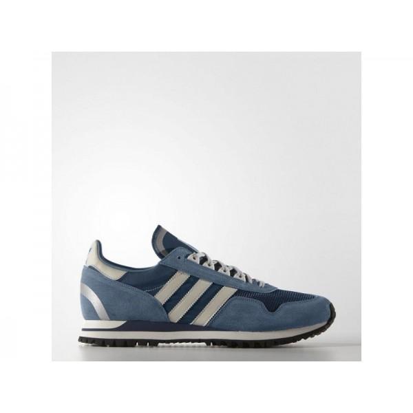 adidas Originals ZX 400 SPZL Herren Schuhe - Nacht Marine/Talc/Drossel