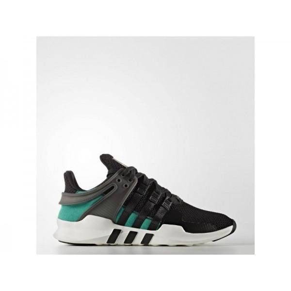 Originalsschuhe Adidas 'EQT Support ADV' Schwarz/Sub Grün S13/Altweiß S15-St Schuhe für Herren