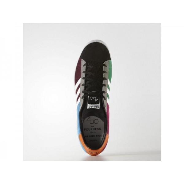 Originalsschuhe Adidas 'Campus 80s Jam Fourness' Hellblau/Weiß/Weiß Schuhe für Herren