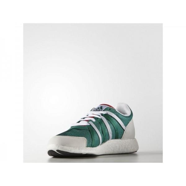 adidas Originals EQT RACING 16 Herren Schuhe - Sub Grün/Weiß/Rot Collegiate