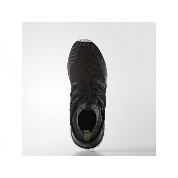 adidas Originals TUBULAR NOVA PRIMEKNIT Herren Schuhe - Schatten Schwarz/Kern Schwarz/Zukunft Wald