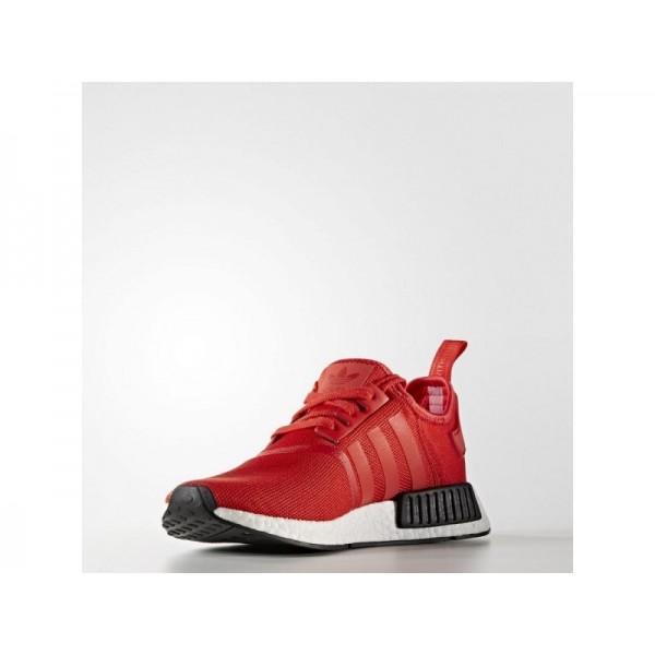 adidas Originals NMD R1 Herren Schuhe - Rot/Rot/Weiß