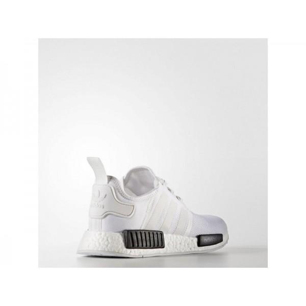 adidas Originals NMD R1 Herren Schuhe - Weiß/Schwarz