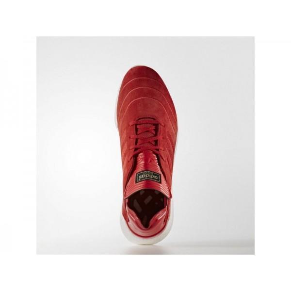 adidas Originals BUSENITZ PURE BOOST Herren Schuhe - Scarlet/Scarlet/Weiß