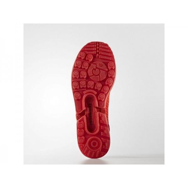 adidas Originals ZX FLUX PRIMEKNIT Herren Schuhe - Rot/Rot/Rot