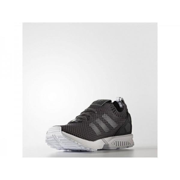Originalsschuhe Adidas 'ZX Flux Primeknit' Dgh Fest Grau/Dgh Fest Grau/Schwarz-für Herren Schuhe