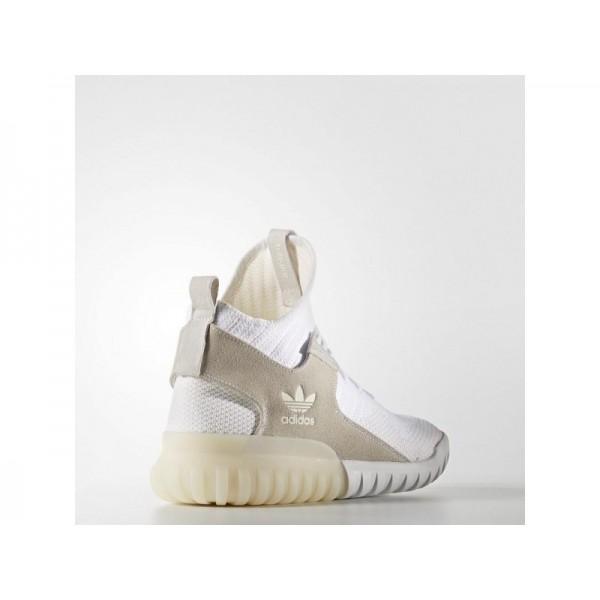 adidas Originals TUBULAR X PRIMEKNIT Herren Schuhe - Weiß/Altweiß S15-St