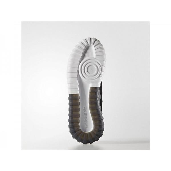 Originalsschuhe Adidas 'Tubular X Primeknit' Schwarz/Dunkelgrau/Altweiß S15-St Schuhe für Herren