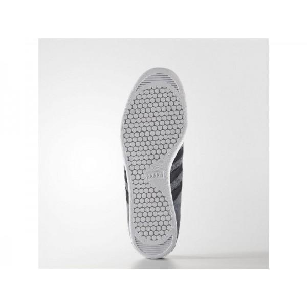 adidas Originals WHITE MOUNTAINEERING TOBACCO Herren Schuhe - Onyx/Hellgrau/Weiß