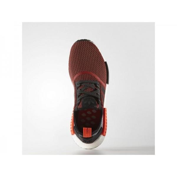 Adidas NMD R1 für Herren Originals Schuhe - Lush Red/Black/White