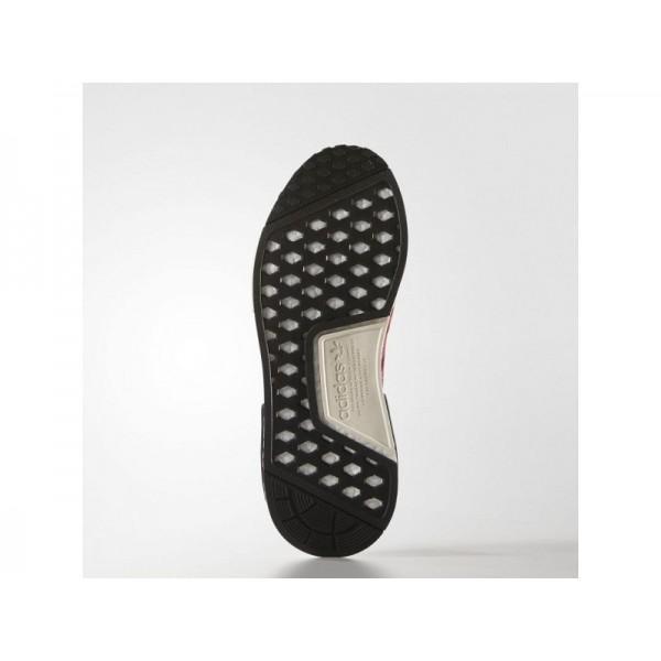 Adidas NMD R1 für Herren Originals Schuhe - Lush Red/Lush Red/Black