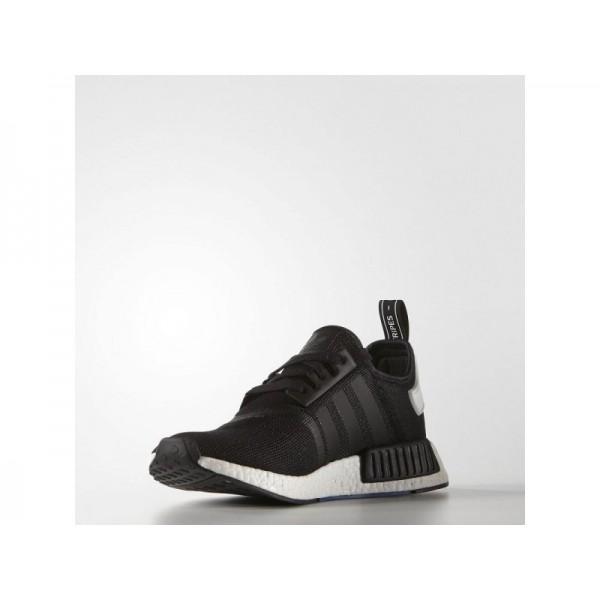 Adidas NMD R1 für Herren Originals Schuhe - Black/White S79162