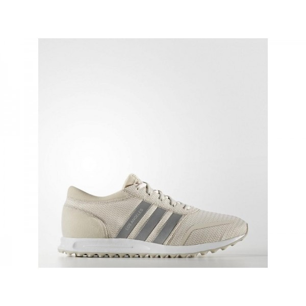 Adidas Los Angeles für Herren Originals Schuhe - Brown/Silver Met./Ftwr White