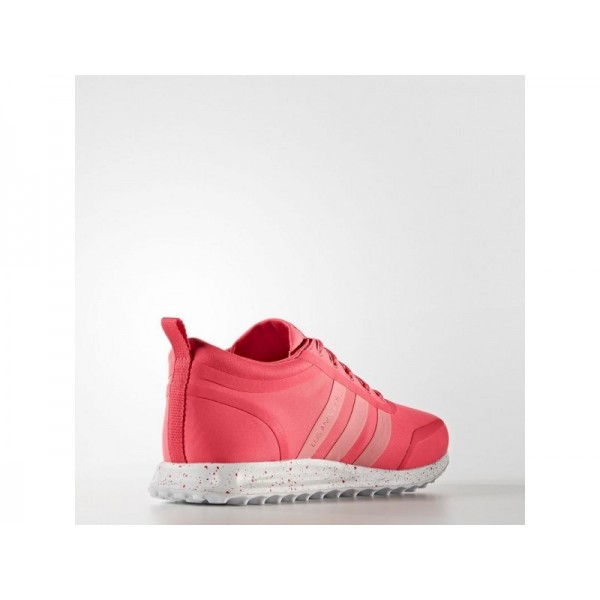 Adidas Los Angeles für Herren Originals Schuhe - Shock Red S16/Ray Pink F16/Ftwr White