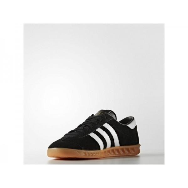 Adidas Hamburg für Herren Originals Schuhe - Dgh Solid Grey/Ftwr White/Grey