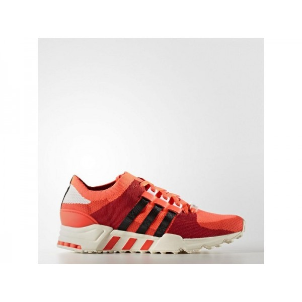 Adidas Herren EQT Originals Schuhe - Solar Red/Black/Semi Solar Red