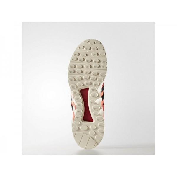 Adidas Herren EQT Originals Schuhe - Solar Red/Black/Semi Solar Red