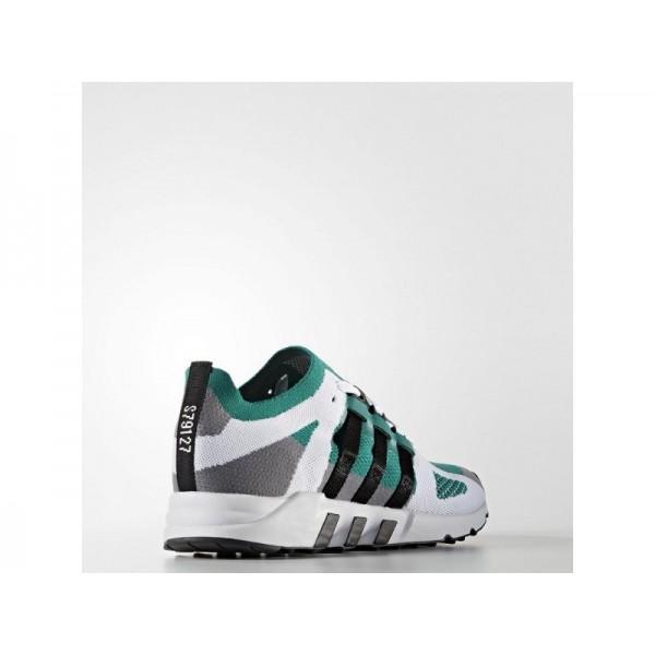 Adidas Herren EQT Originals Schuhe - Grey/Black/Sub Green S79127