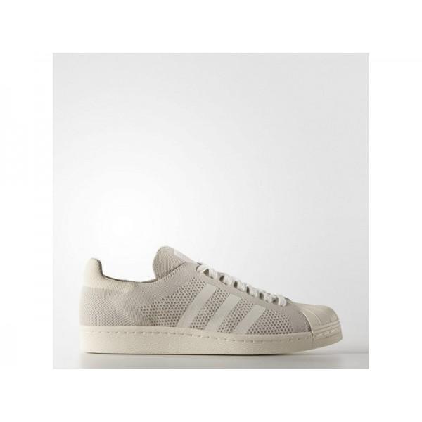 ADIDAS Herren Superstar 80s Primeknit -S75671-Ausverkauf adidas Originals Superstar Schuhe