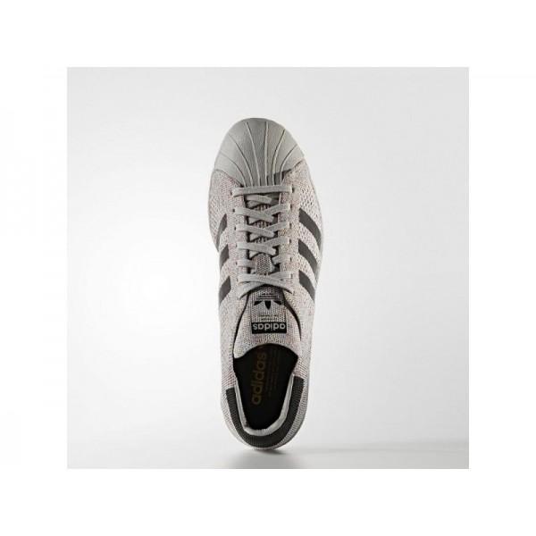 ADIDAS Herren Superstar 80s Primeknit -S75843-Online Outlet adidas Originals Superstar Schuhe