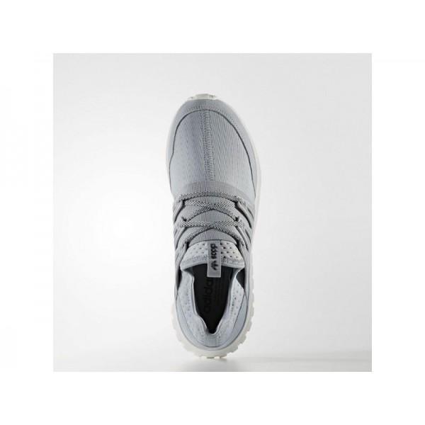 adidas Originals TUBULAR RADIAL SHOES Herren Schuhe - Hellgrau/Kern Schwarz/Altweiß S15-St