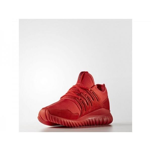 adidas Originals TUBULAR RADIAL Herren Schuhe - Rot/Rot/Schwarz