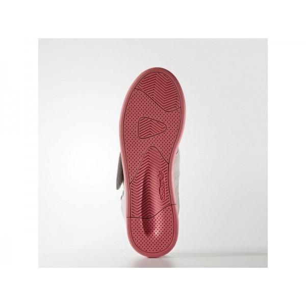 adidas Originals TUBULAR INVADER STRAP Herren Schuhe - Mgh Fest Grau/Mgh Fest Grau/Dgh Fest Grau