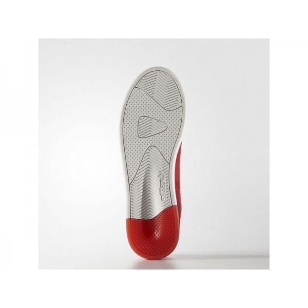 adidas Originals TUBULAR INVADER Herren Schuhe - Rot/Rot/Altweiß