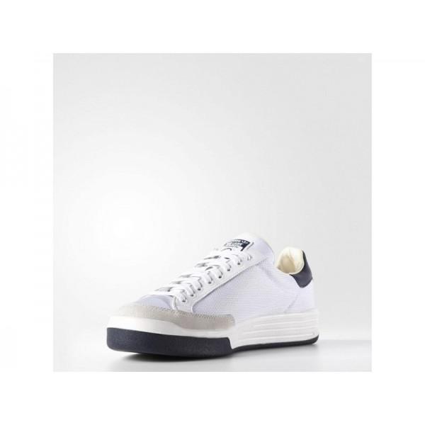 adidas Originals ROD LAVER SUPER Herren Schuhe - Weiß/Collegiate Navy/Chalk White