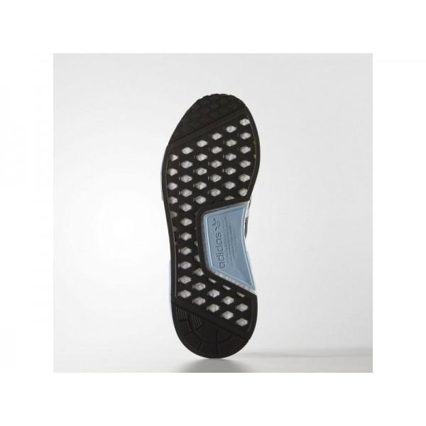 Originalsschuhe Adidas 'NMD R1' Schwarz/Blue Schuhe für Herren