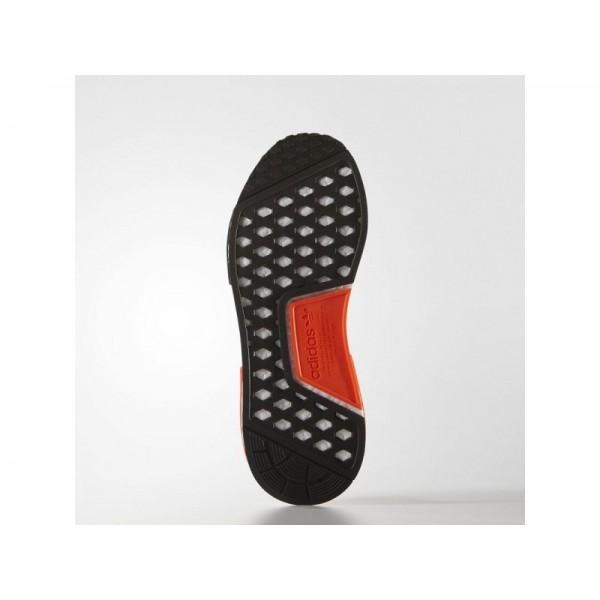 adidas Originals NMD R1 Herren Schuhe - Lush Rot/Kern Schwarz/Weiß