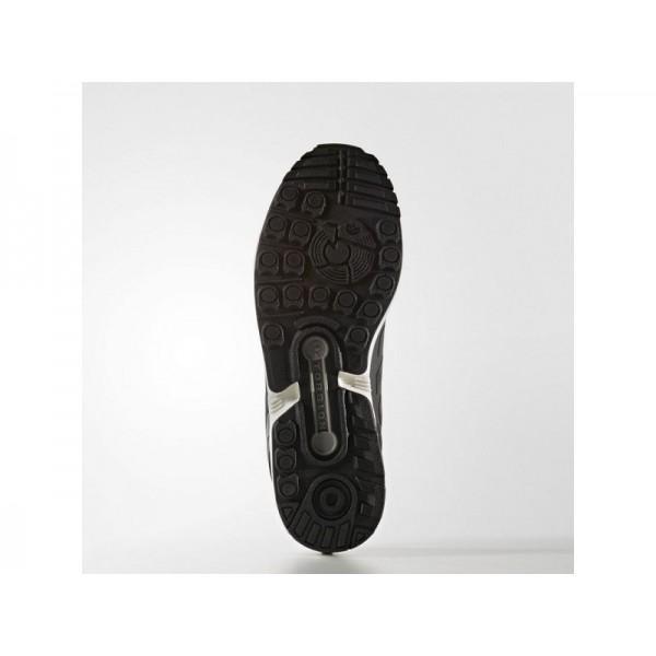 Originalsschuhe Adidas 'ZX Flux 5/8' Schwarz/Mgh Fest Grau/Altweiß S15-St Schuhe für Herren