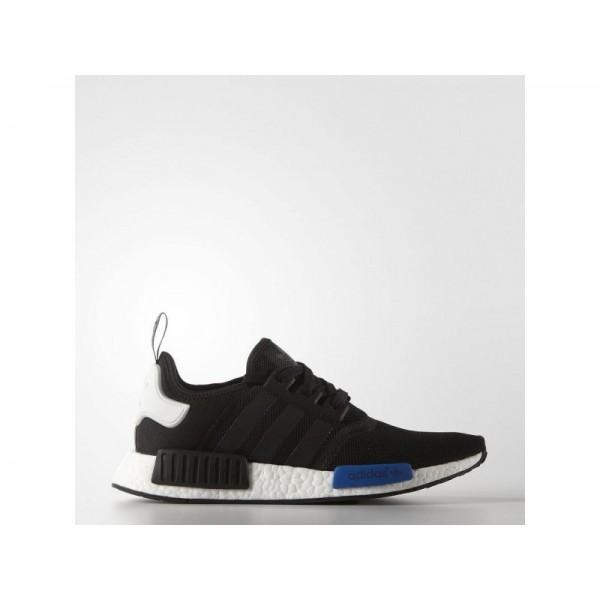 Originalsschuhe Adidas 'NMD R1' Schwarz/Weiß Schuhe für Herren