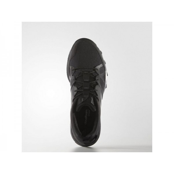 adidas Laufschuhe KANADIA 8 TRAIL Herren Schuhe - Schwarz/Eisen Met./Utility Schwarz F16