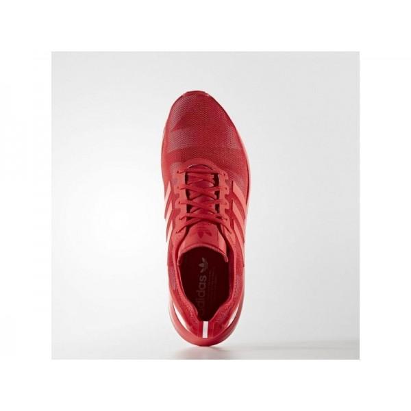 adidas Originals ZX FLUX ADV Herren Schuhe - Ray Red F16/Ray Red F16/Weiß
