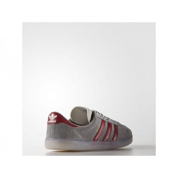 adidas Originals HOCHELAGA SPZL Herren Schuhe - Licht Onyx/Leistung Rot/Weiss