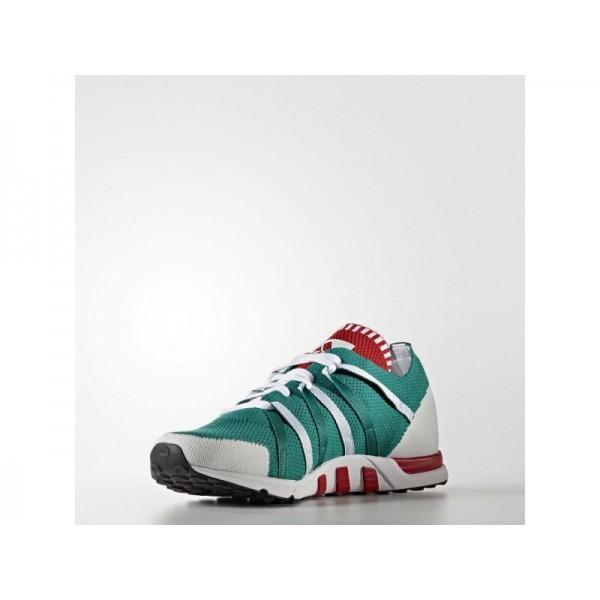 Adidas Herren EQT Originals Schuhe - Sub Green/White/Collegiate Red S79120