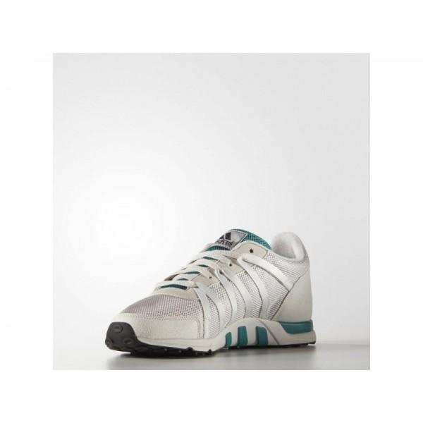 Adidas Herren EQT Originals Schuhe - Talc/Off White/Green S79114