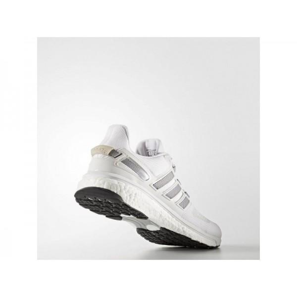 Adidas Energy Boost für Herren Running Schuhe Online - Ftwr White/Ch Solid Grey/Crystal White S16