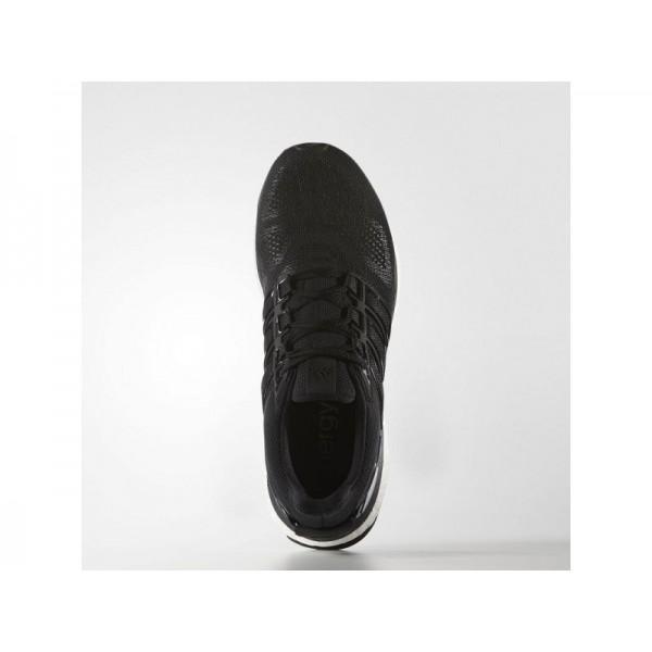 Adidas Energy Boost für Herren Running Schuhe - Black/Dark Grey/Solid Grey