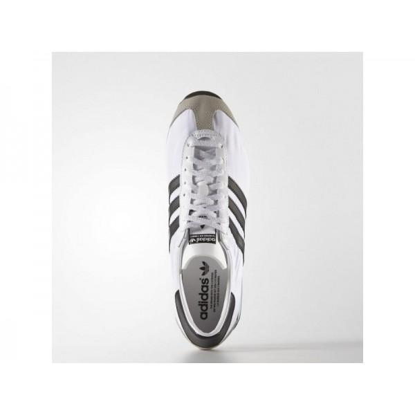 Adidas Country OG für Herren Originals Schuhe Verkaufen - White/Black/Solid Grey