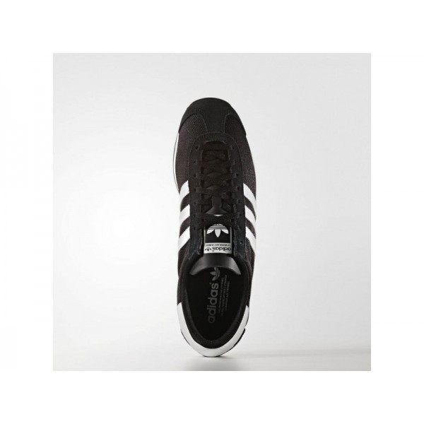 Adidas Country OG für Herren Originals Schuhe - Black/Ftwr White/Black